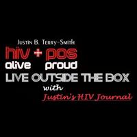 Justin's HIV Journal logo