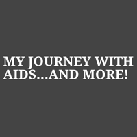 My Journey with AIDS logo