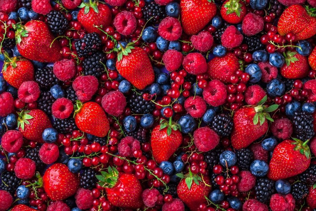 Berries: Can they stop cancer?