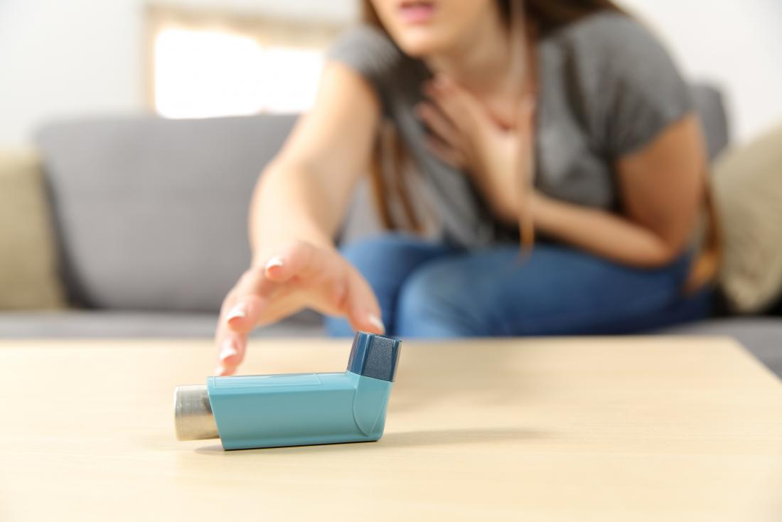 Emergency home remedy for asthma attack: What to do