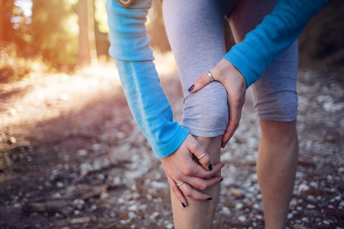 Endometriosis leg pain: Symptoms, causes, and treatment