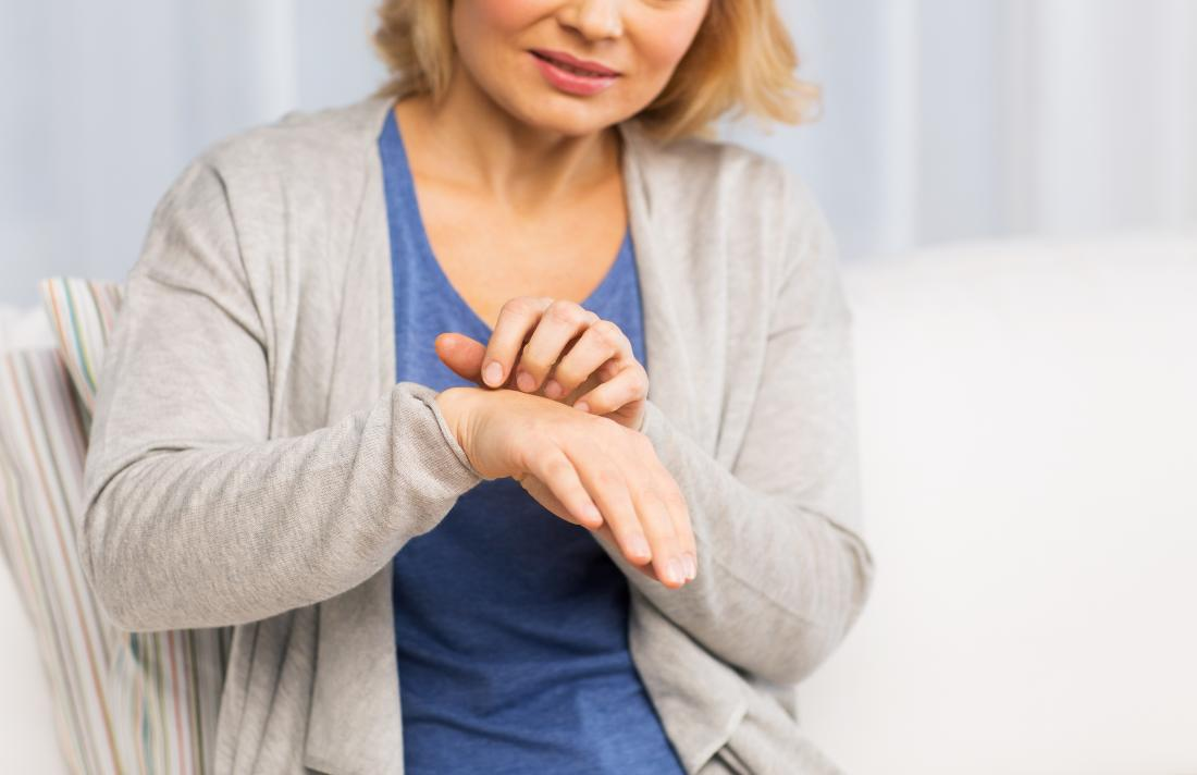 Menopause Rash Causes And Treatment