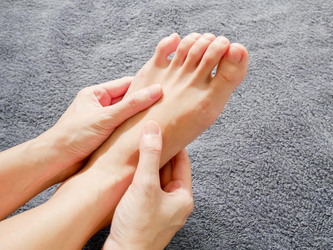 Numbness in legs and feet: Causes, symptoms, and treatment