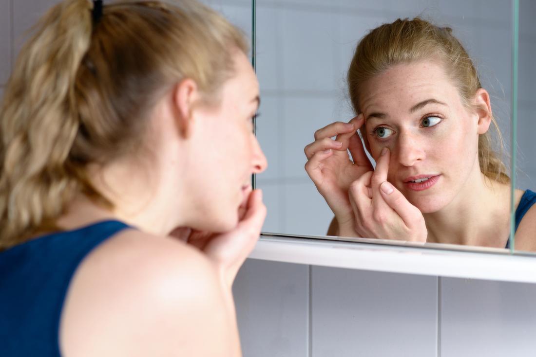 Ingrown eyelash: Causes, identification, and treatment