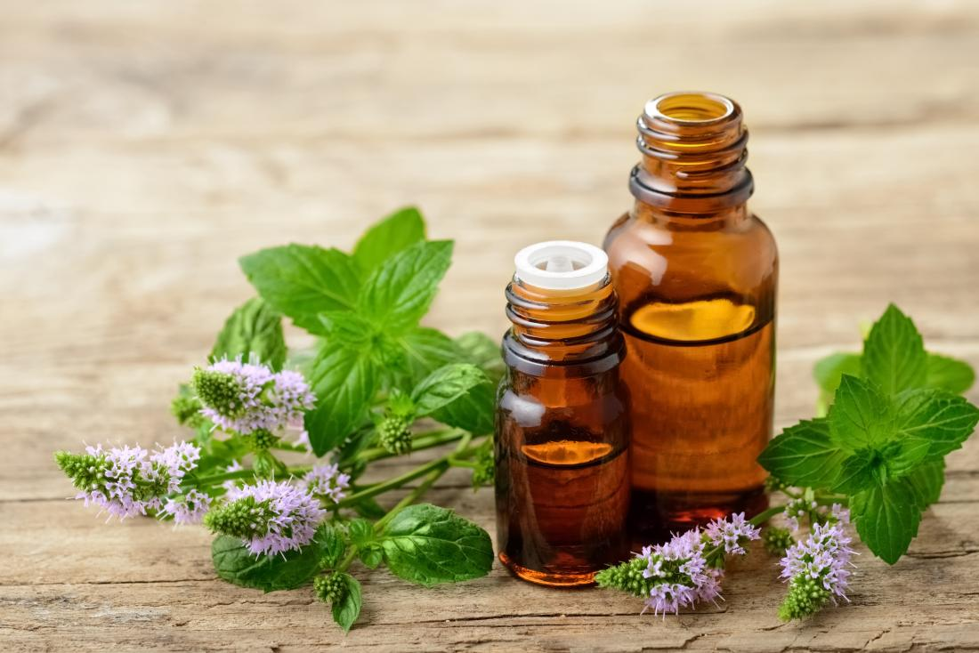 10 essential oils for a sore throat