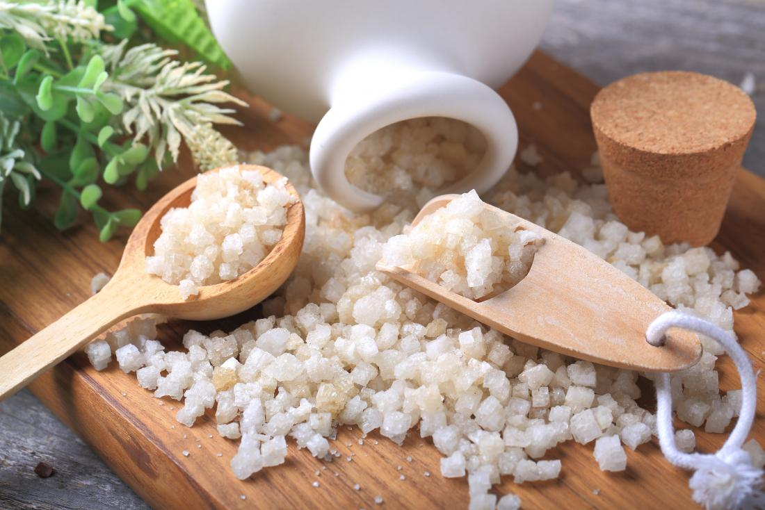 Image result for epsom salt