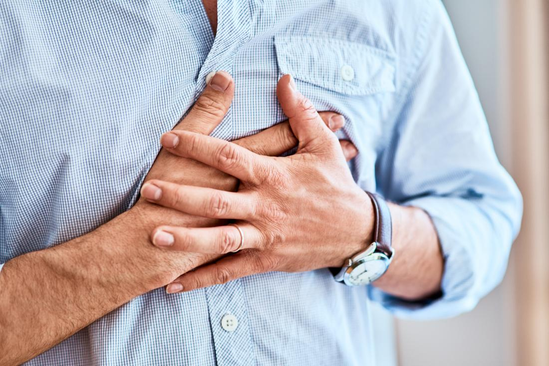 Can fibromyalgia cause chest pain?