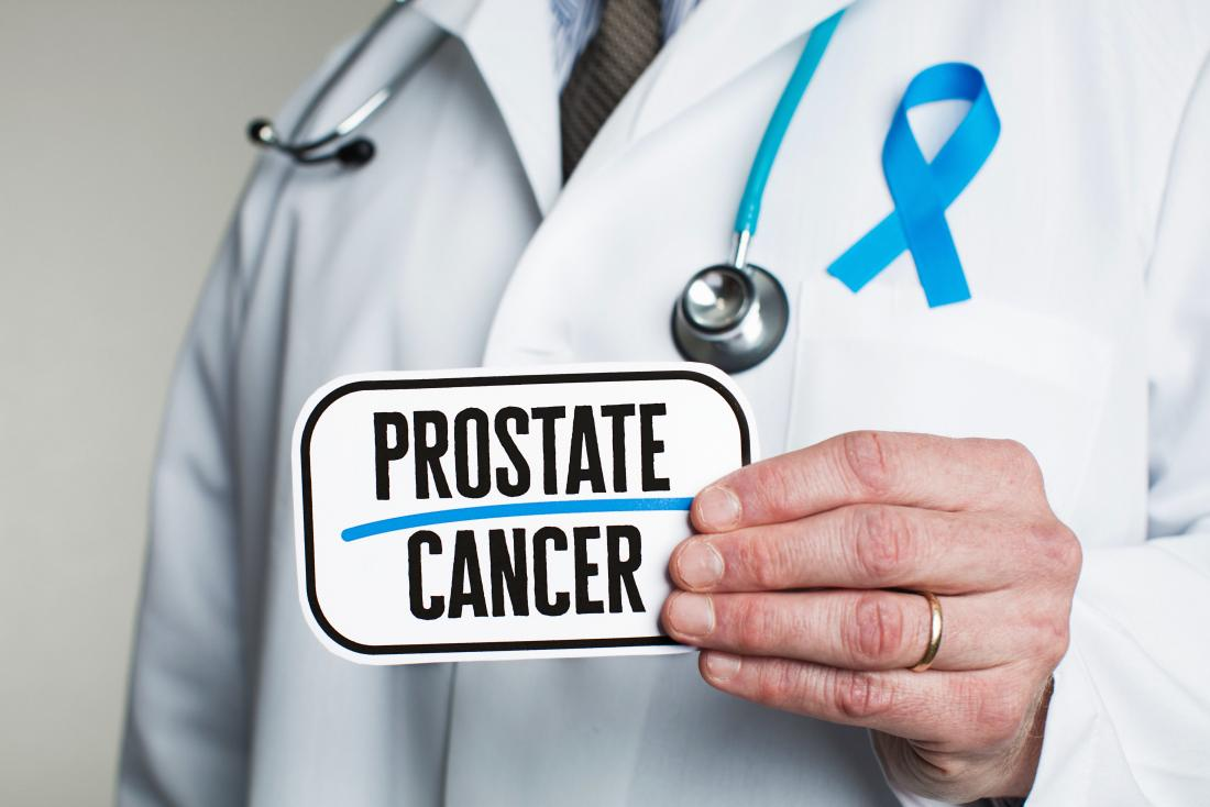 Experimental drug targets prostate cancer's chief weakness