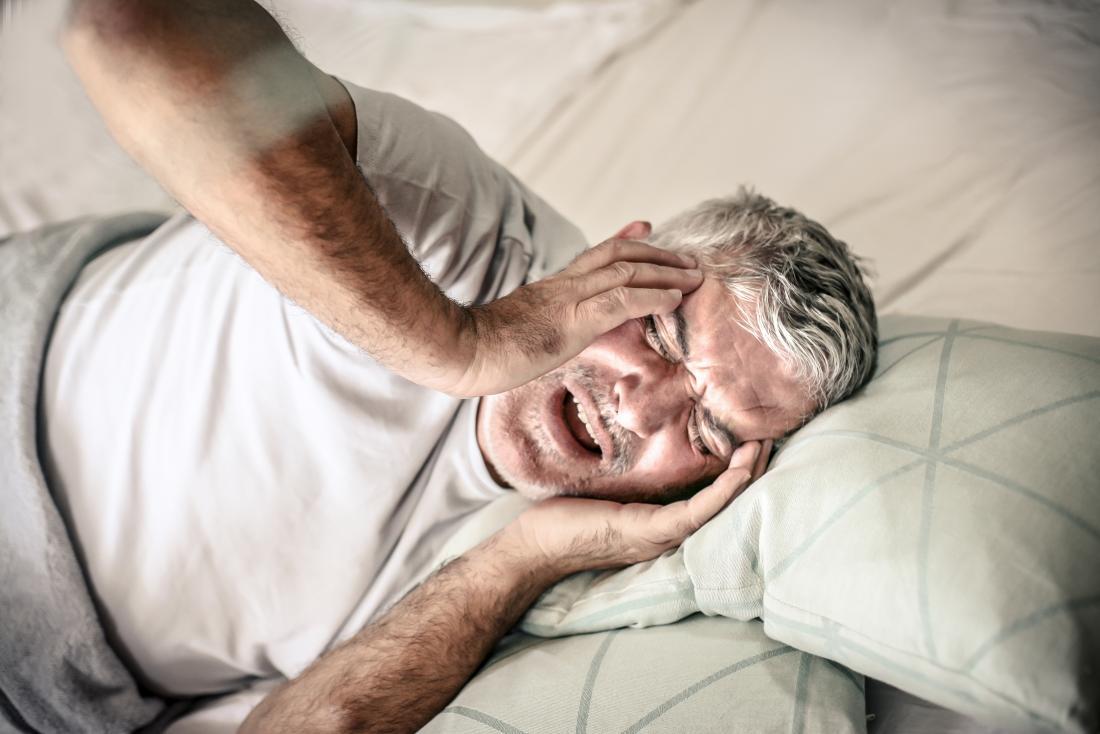 5 strange sleep behaviors