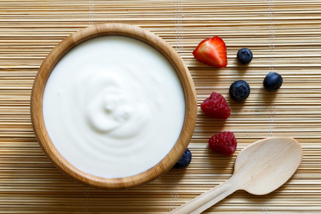 Could eating yogurt reduce inflammation?