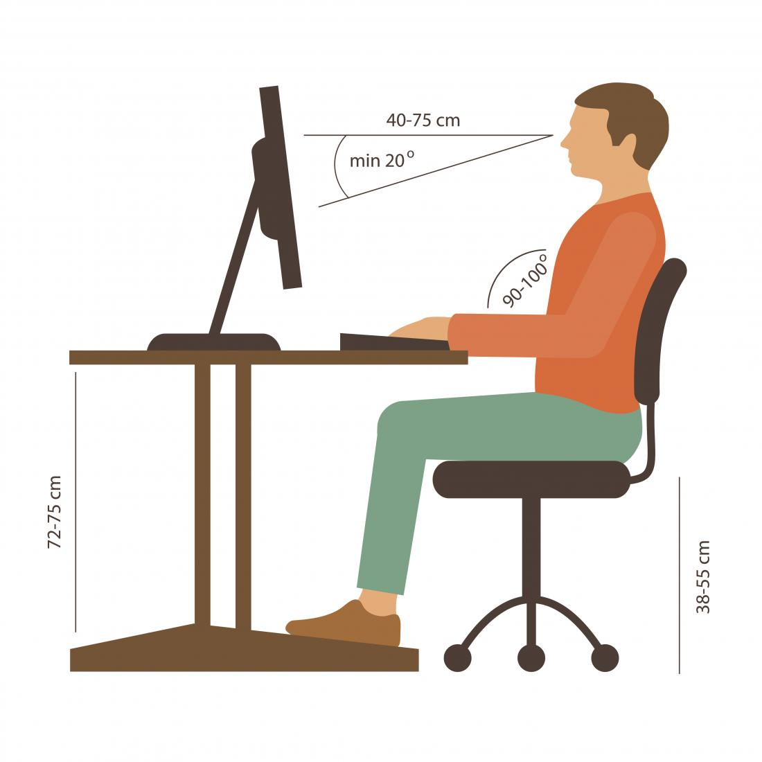 Pleasing Sitting Positions Posture And Back Health Inzonedesignstudio Interior Chair Design Inzonedesignstudiocom