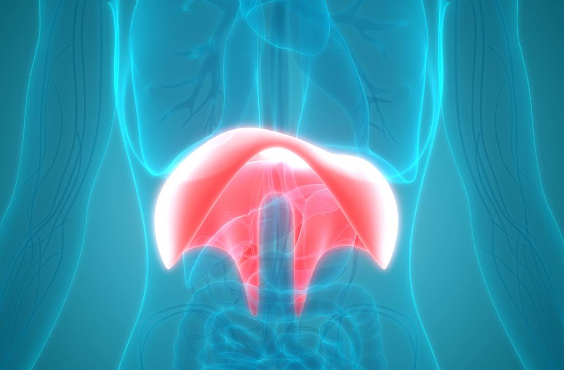 Diaphragm pain: 10 causes and how to treat it