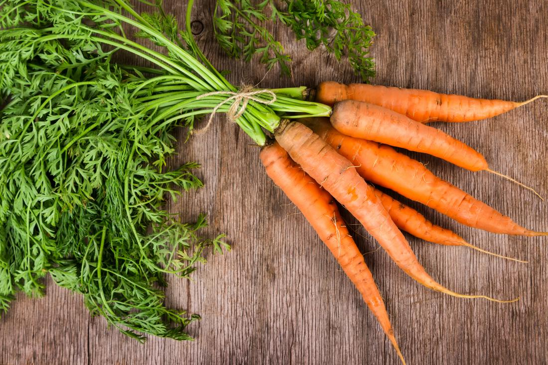 Carrot allergy: Symptoms, diagnosis, and what to avoid