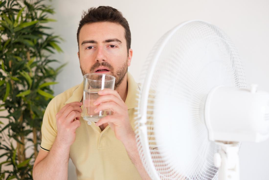 Heat stroke vs  heat exhaustion: Differences and treatment
