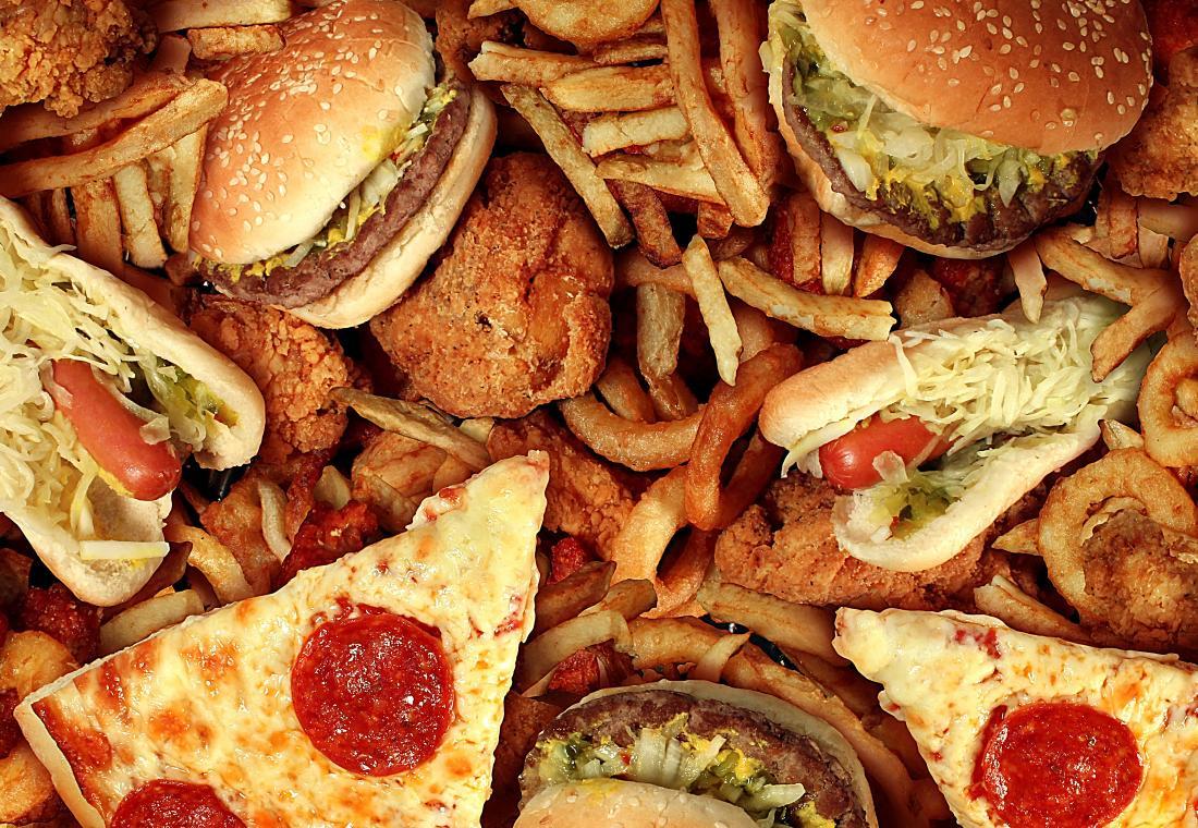 Chất béo chuyển hóa có thể gây viêm dạ dày mãn tính