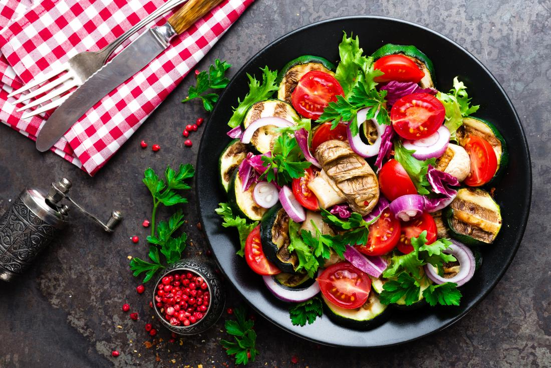 problems of a vegetarian diet on the heart