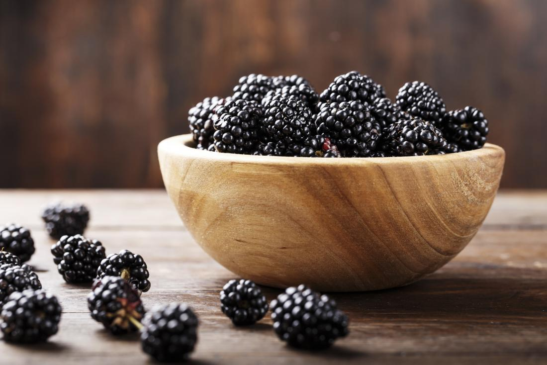 6 benefits of blackberries for your health