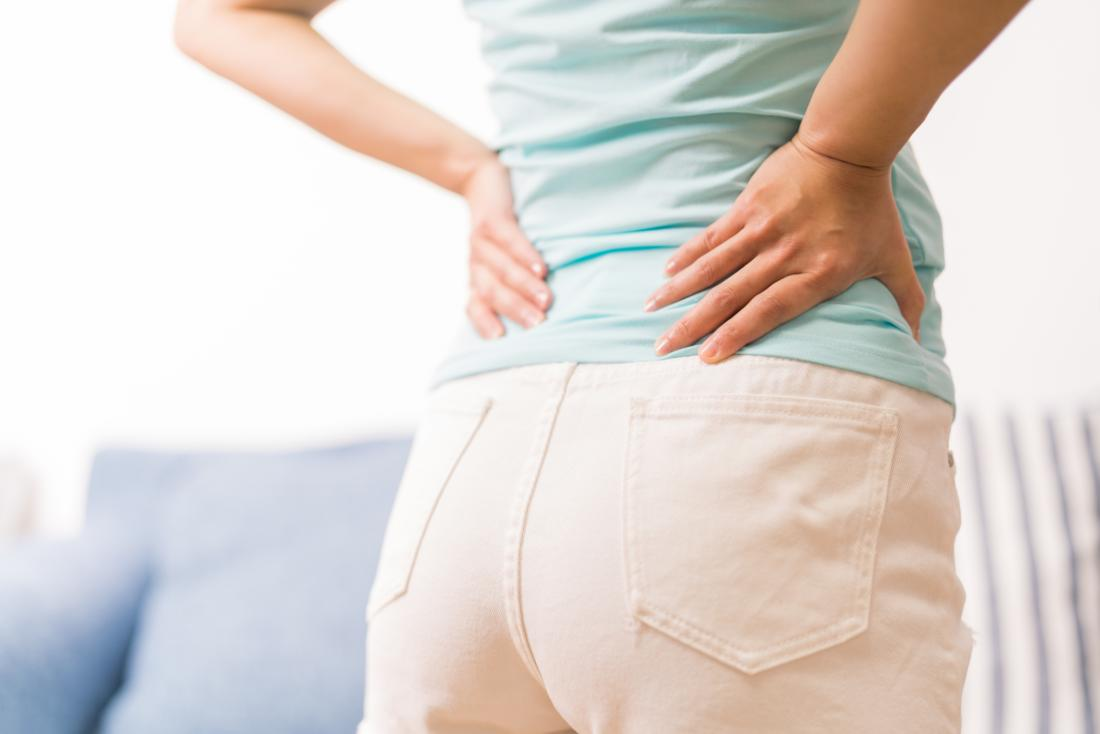 Lower back pain and vaginal discharge: Causes and risks