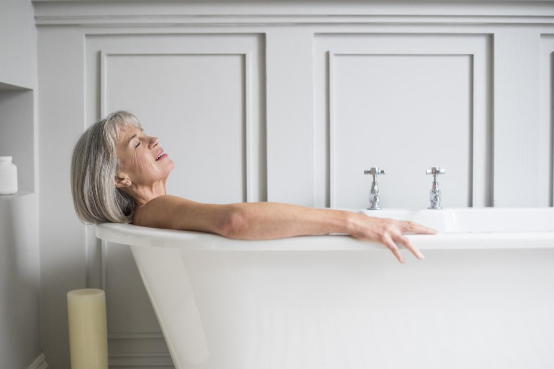 Five Hot Baths Per Week May Be Good For The Heart