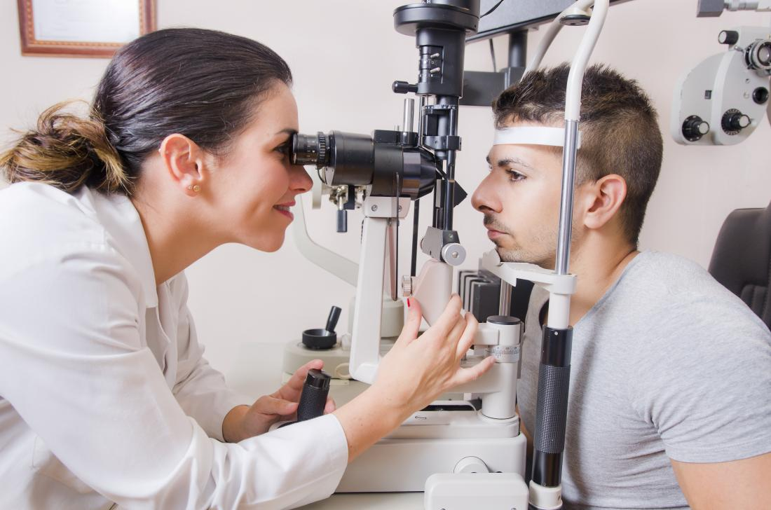 Slit lamp exam: Uses, procedure, results, and other eye exams