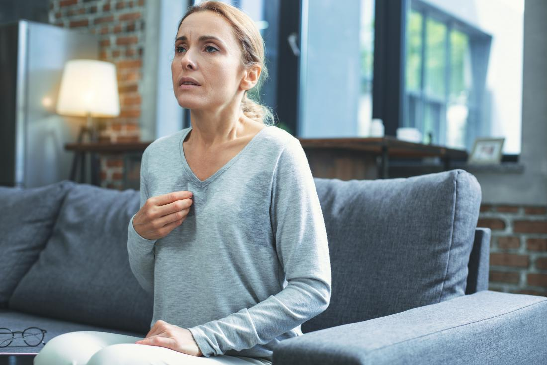 Menopausal hot flashes and night sweats: Causes and remedies