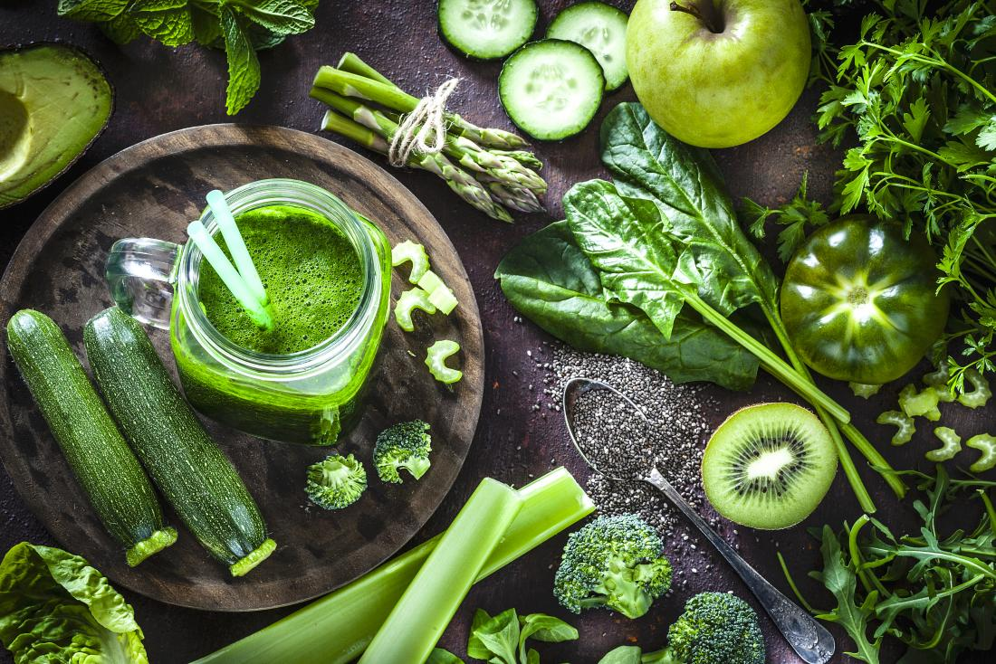 Proven benefits of chlorophyll and how to consume more