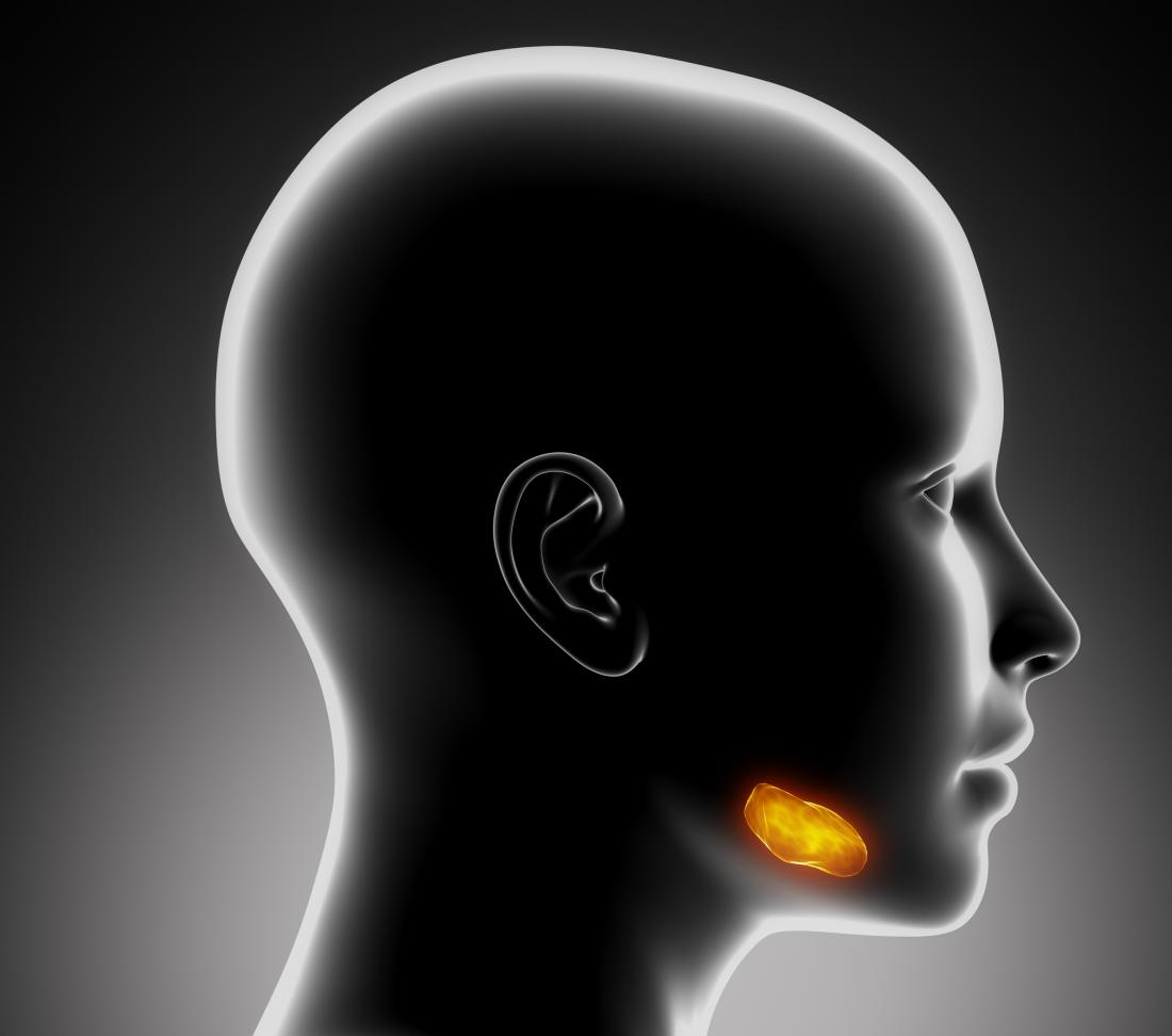 Salivary gland infections: Causes, types, symptoms, and