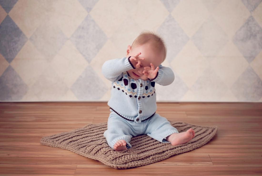 Blocked tear duct in a baby: Symptoms and treatments