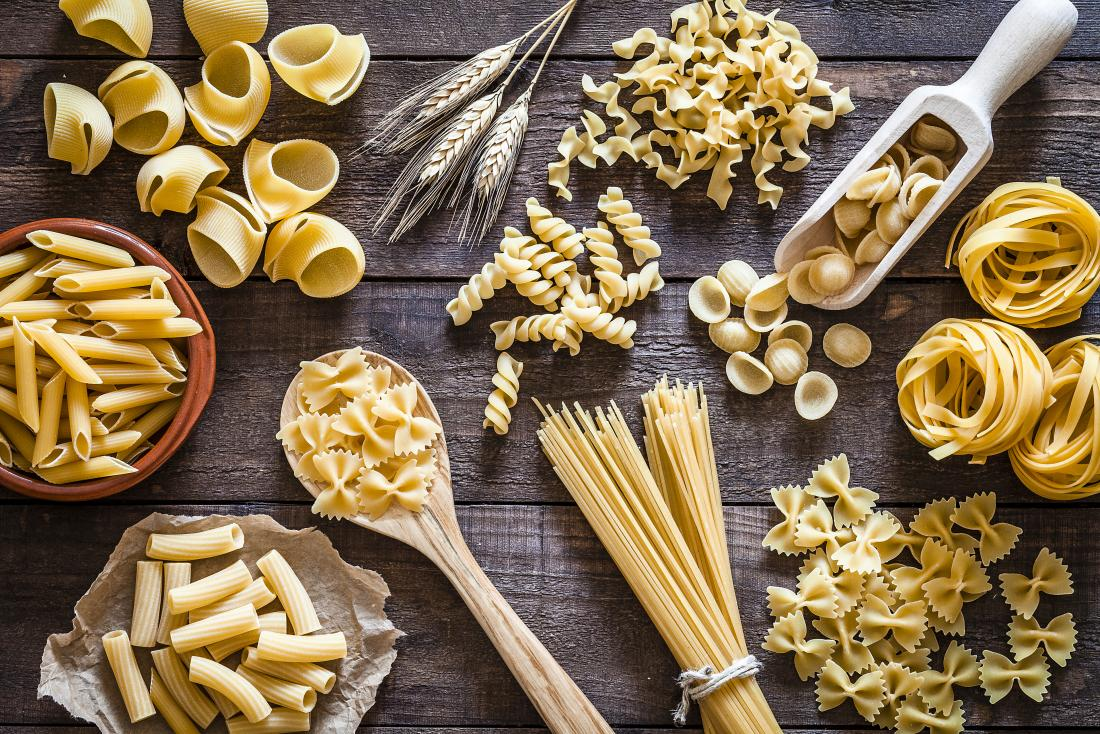 Is pasta healthy? Benefits and types
