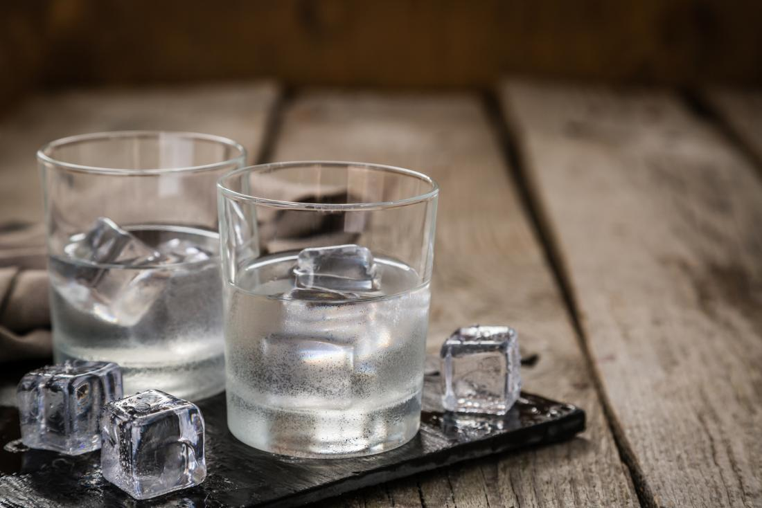 Calories in vodka: Nutrition facts
