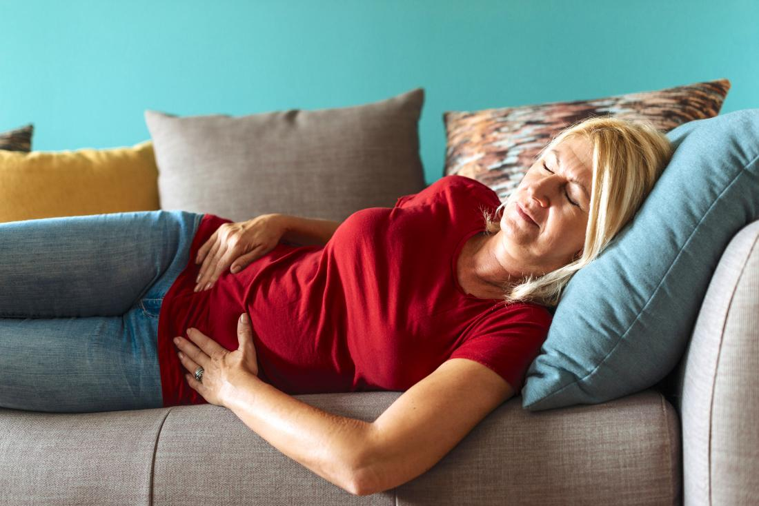 Cramps after menopause: Causes, diagnosis, and treatment