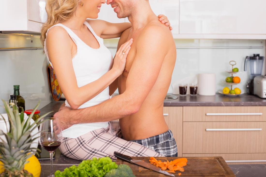 How to do sex in kitchen