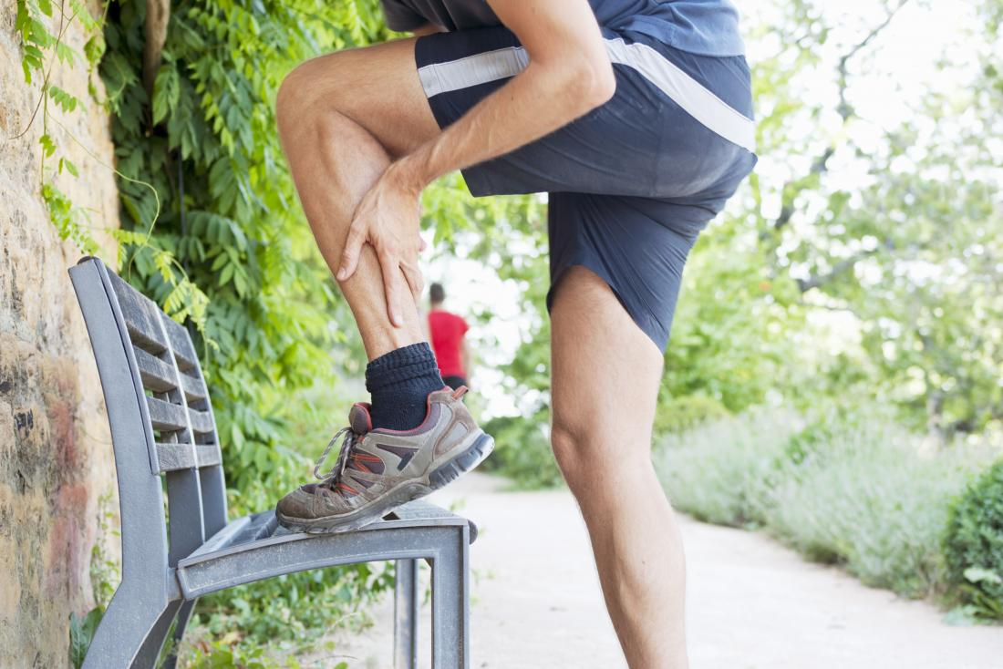 Soleus strain: Calf strains and other injuries