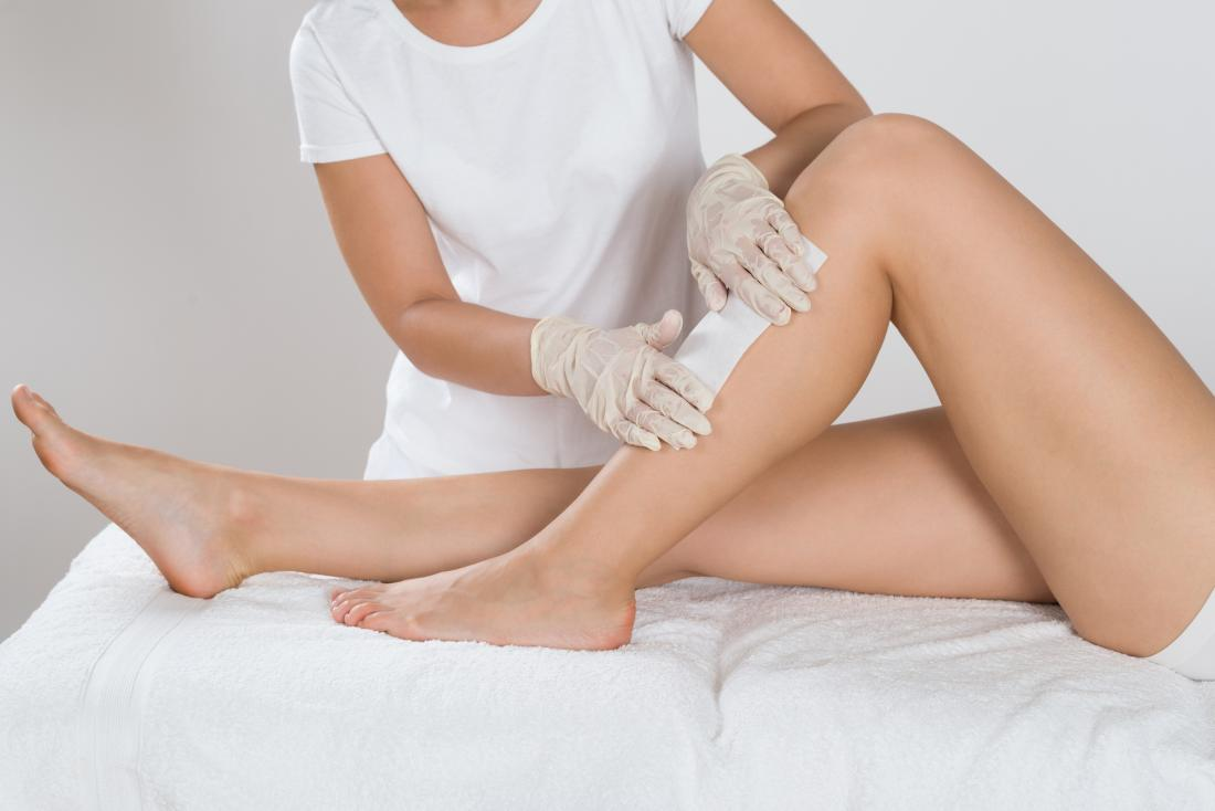 Ingrown hair on legs: Removal and prevention