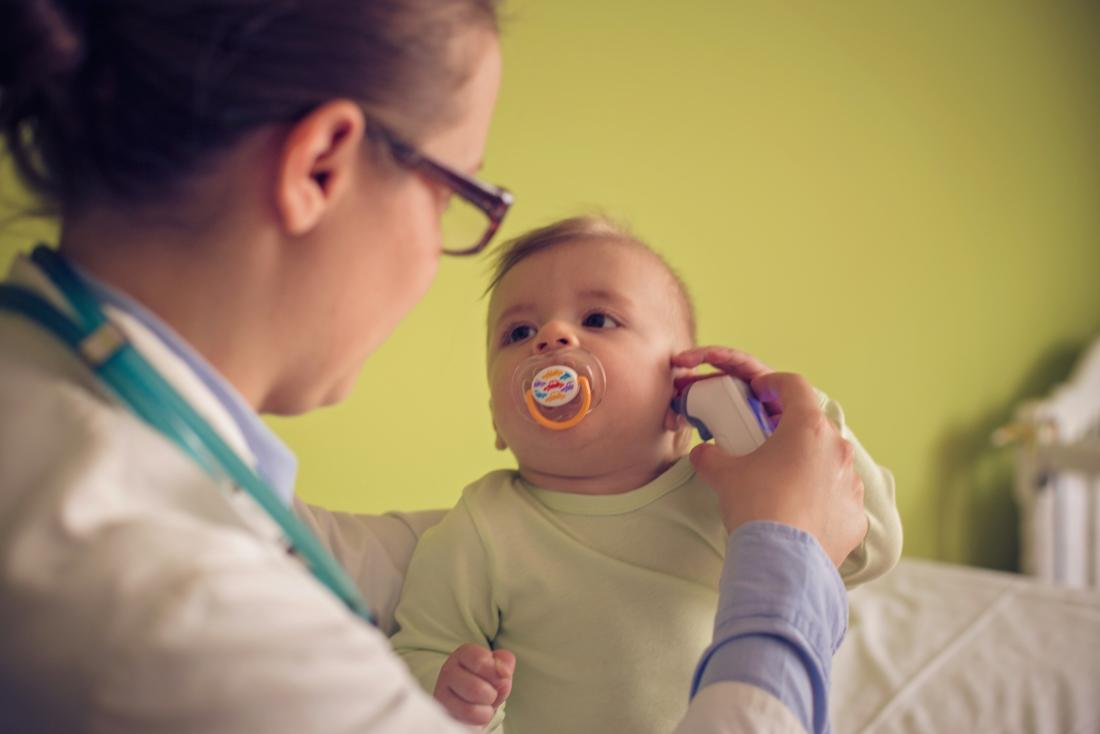 RSV in babies: Symptoms, treatment, and when to see a doctor