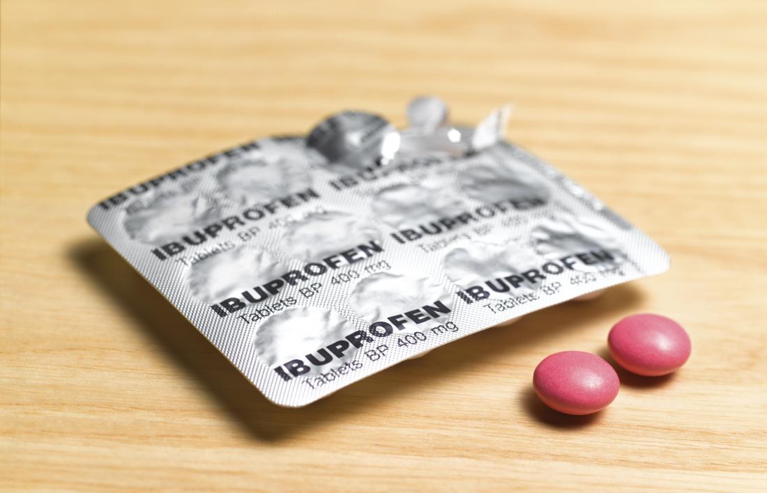 Ibuprofen while breastfeeding: Is it safe?
