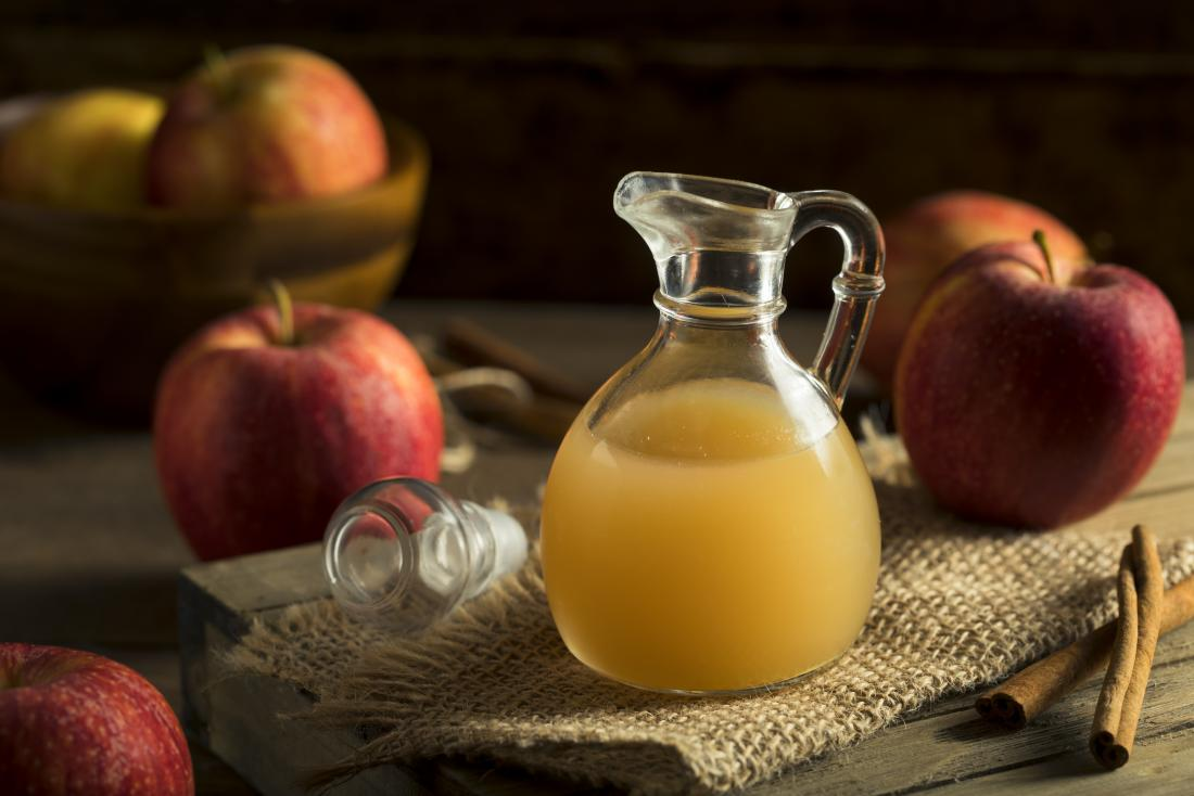 Apple cider vinegar for eczema: How it works and uses