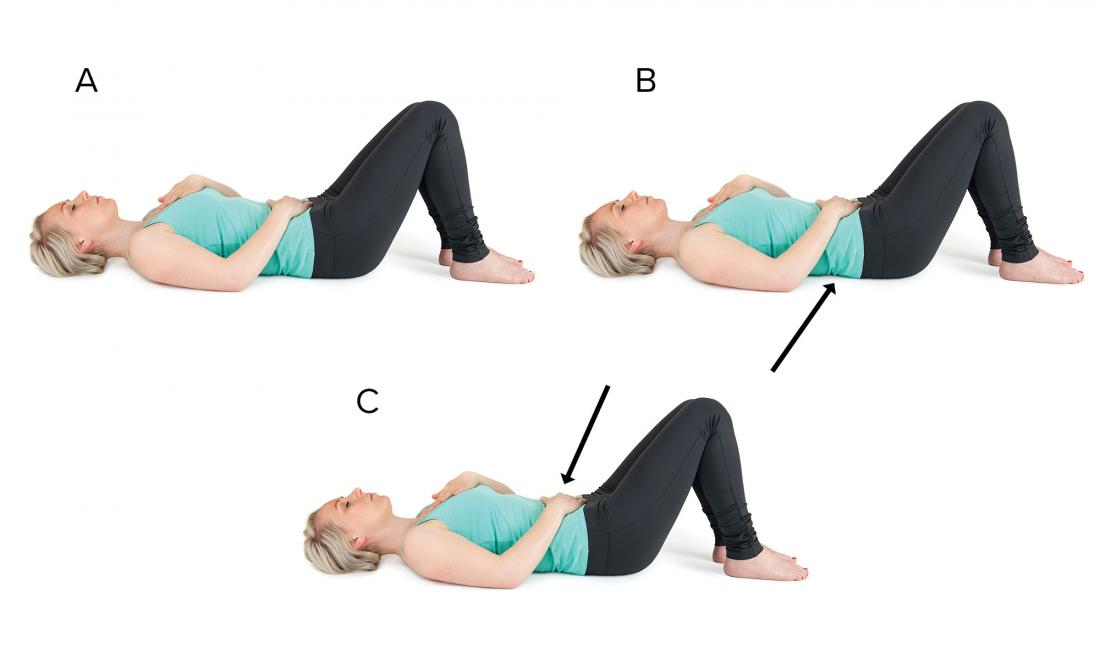 10 exercises to strengthen the lower back