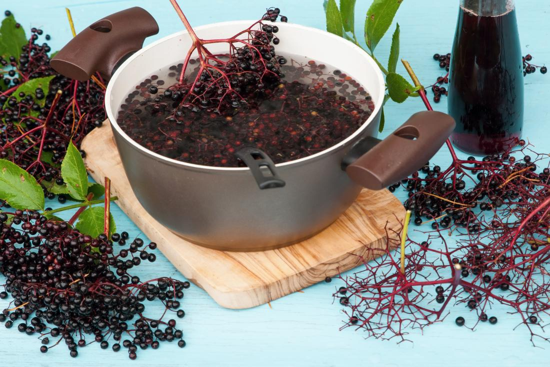 elderberry: health benefits, uses, and risks