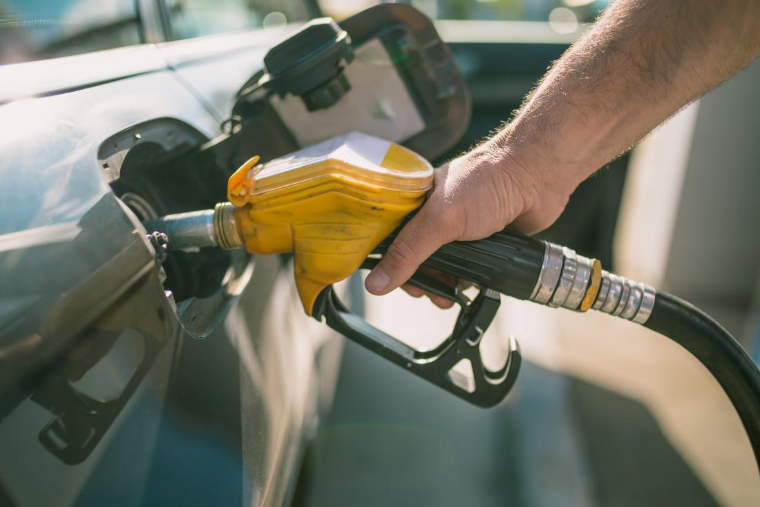Gasoline and health effects: Symptoms and treatment