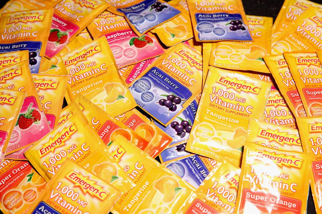 Does Emergen-C work? If you're already sick, for prevention