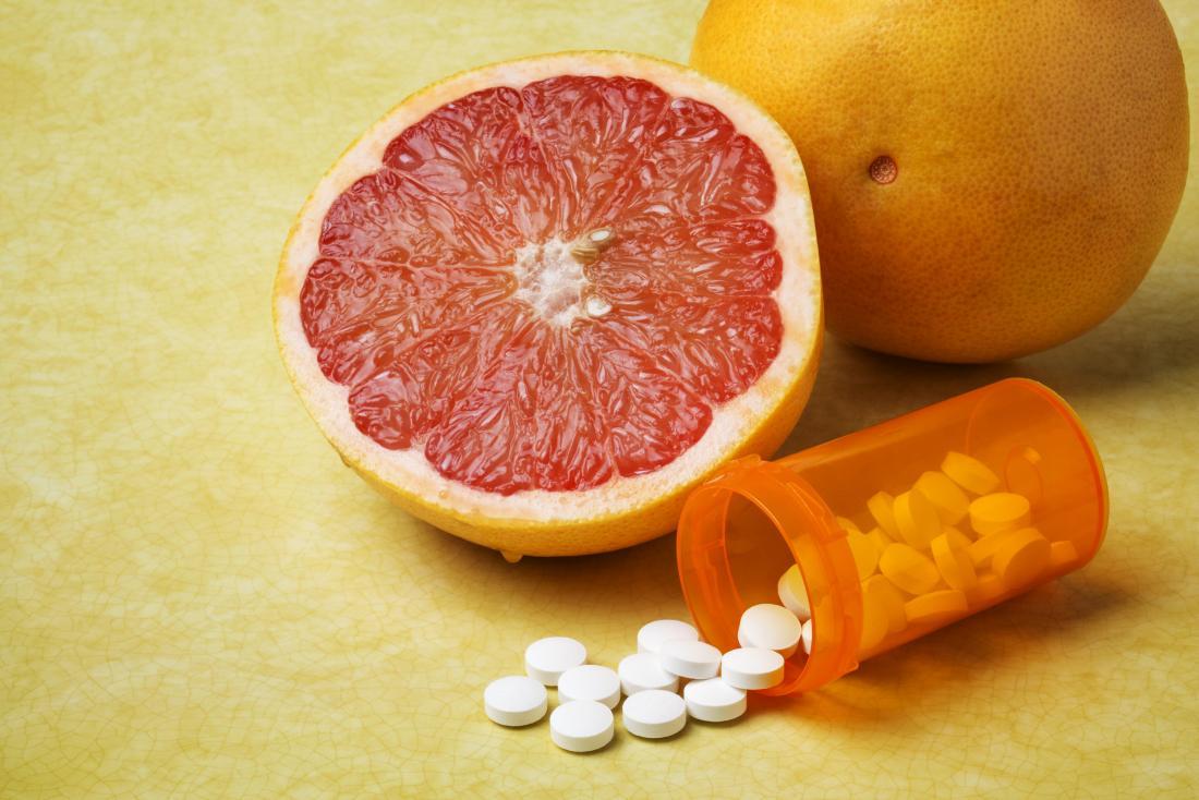 Metformin and grapefruit: Do they interact?