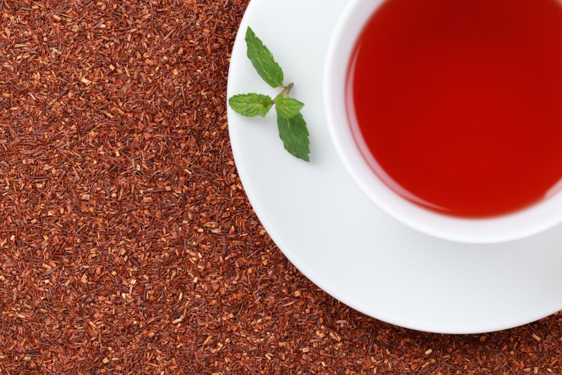 a fogyás előnyei a rooibos tea)