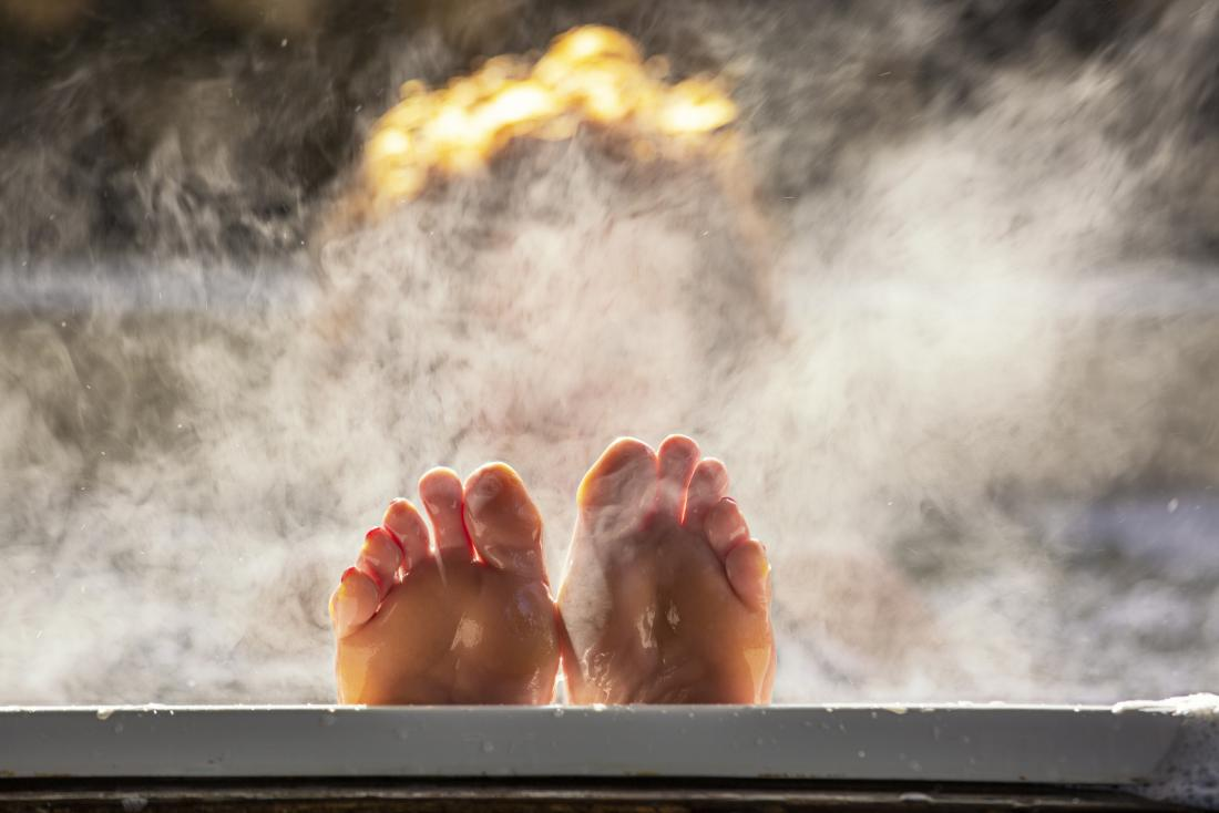 Hot baths reduce inflammation, improve glucose metabolism