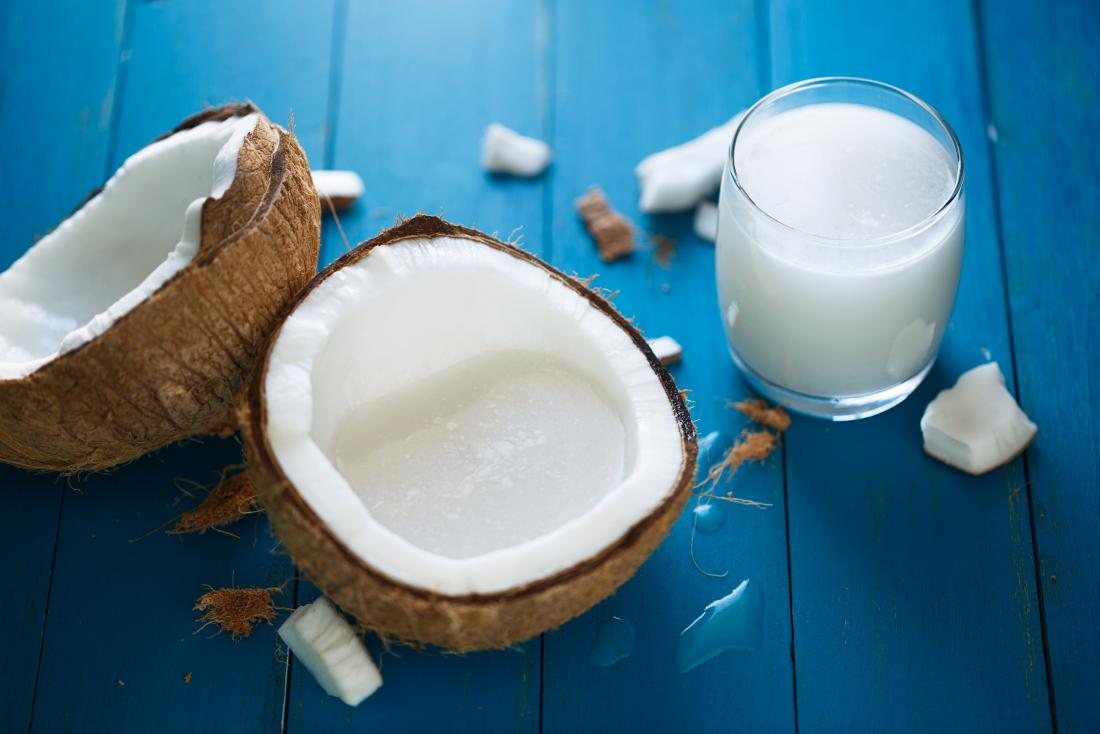 Coconut Milk Benefits Nutrition And Risks