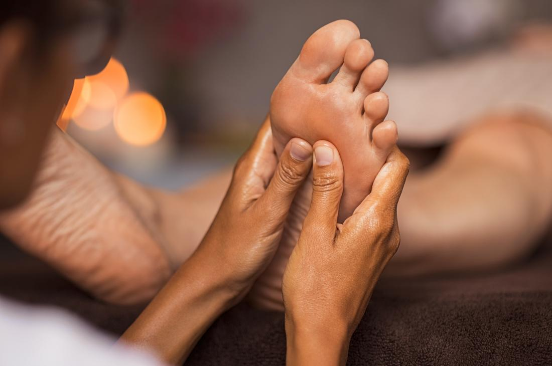 How to massage feet: 12 techniques for relaxation and pain relief