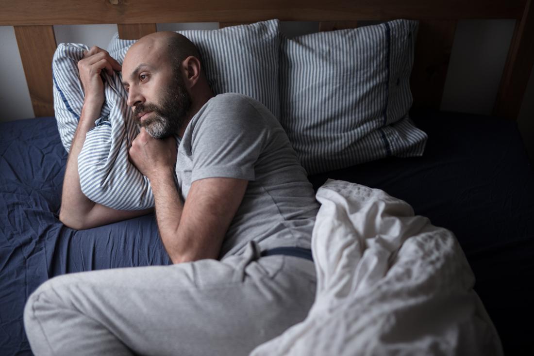 How to get rid of a headache insomnia