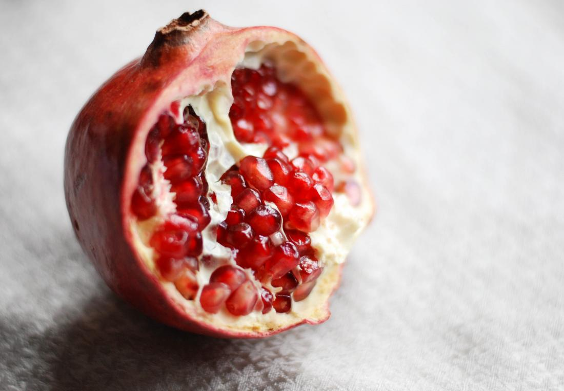 Could pomegranates offer the key to new IBD treatments?
