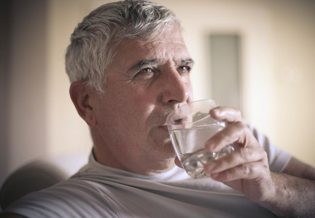 bcg treatment for bladder cancer drinking water