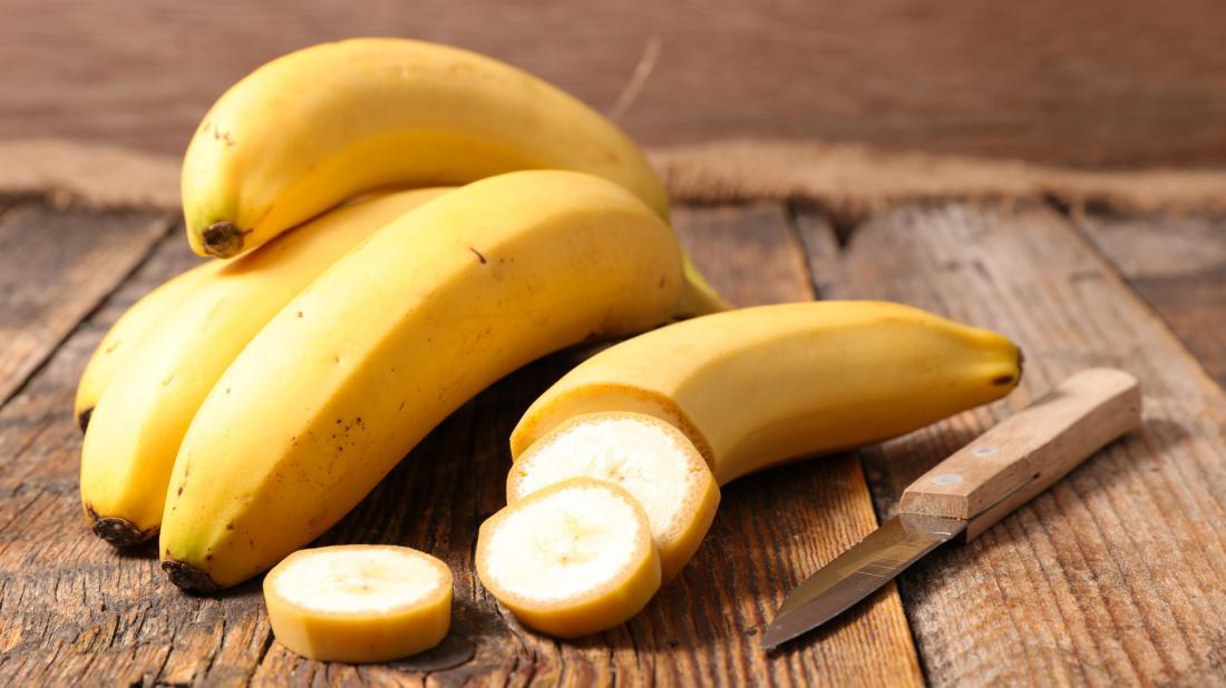 أصح فواكه الموز